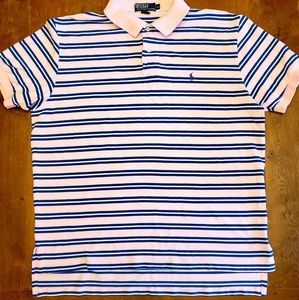 Polo striped shirt for Men